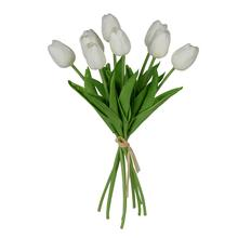 Faux Tulip 9-Stem Bundle