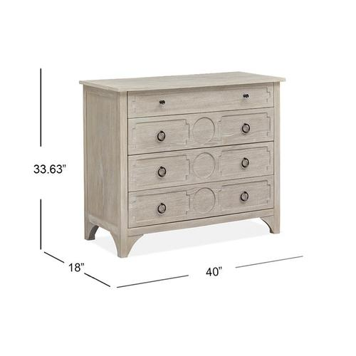 Accent Chest - Natural