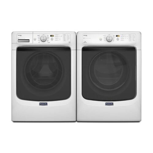 Maxima® Front Load Gas Dryer with Refresh Cycle with Steam - 7.4 cu. ft. I.E.C.