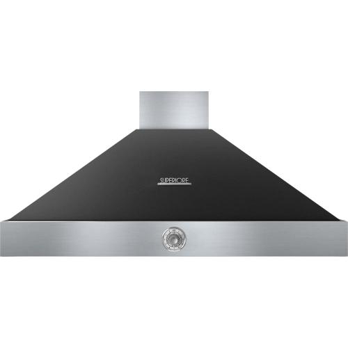 Superiore - Black matte, Chrome