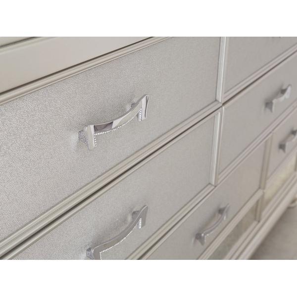 Coralayne Dresser and Mirror