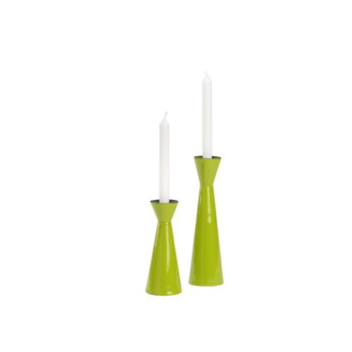Green Feen Candle Holders (s2)
