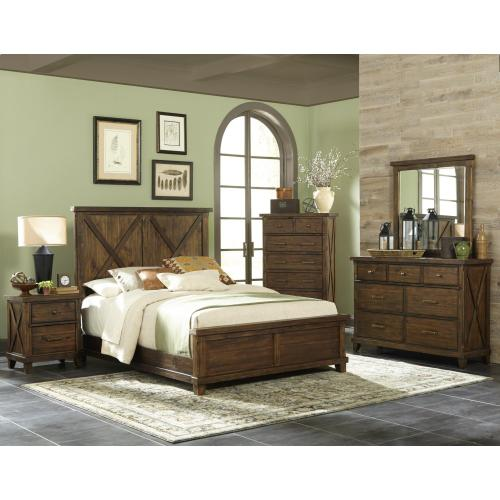 Hacienda Queen Bedroom Set