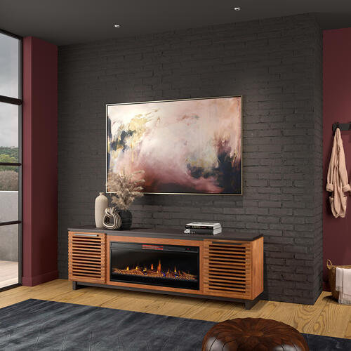 "Legends - Graceland 86"" Fireplace Console"