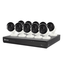 10 Camera 16 Channel 5MP Super HD DVR Security System