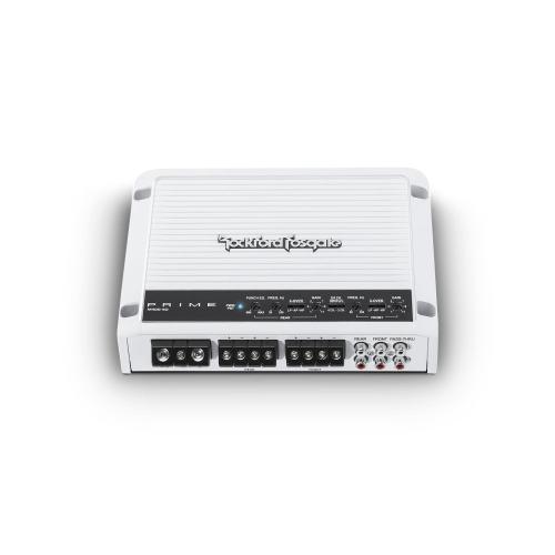 Rockford Fosgate - Prime Marine 400 Watt Full-Range Class-D 4-Chanel Amplifier