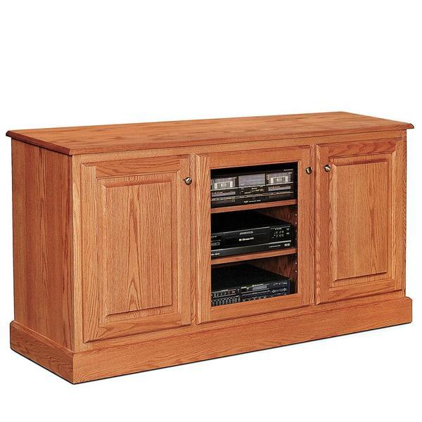 See Details - Classic 3-Door TV Stand