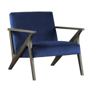 Coriana Accent Chair Navy