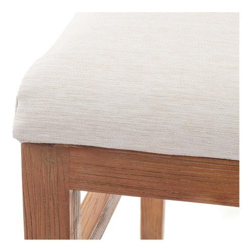 Klaus Rattan Dining Chair, Natural
