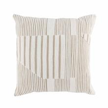 See Details - Levi Ivory Natural Pillow