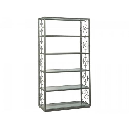 St. Laurent Honeycomb Etagere