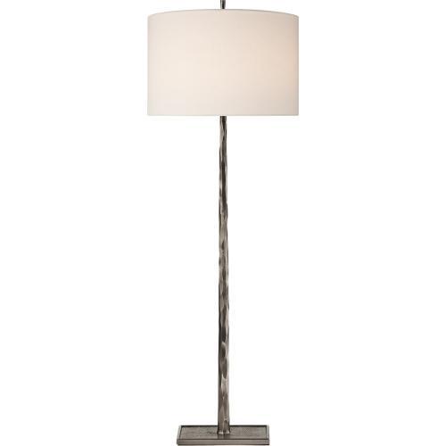 Visual Comfort BBL1030PWT-L Barbara Barry Lyric 59 inch 100 watt Pewter Branch Floor Lamp Portable Light