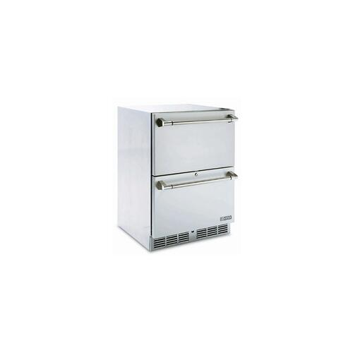 "24"" Two Drawer Refrigerator (L24DWR)"
