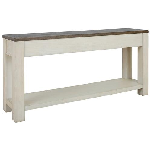 Bolanburg Sofa/console Table