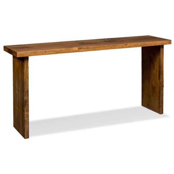 "See Details - Auburn Bay Console Bar Table, 72"""