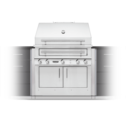 K750 Built-in Hybrid Fire Grill