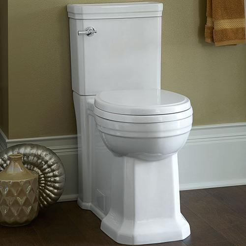 Dxv - Fitzgerald Two-Piece Round Front Toilet - Canvas White