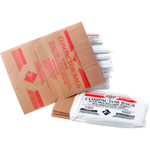 """15"""" Paper Compactor Bags - 96 Count"""