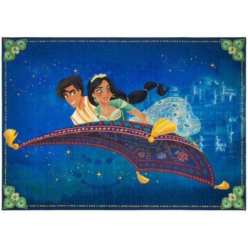 Disney Aladdin Power Loomed Rug