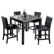 Maysville Counter Height Dining Table and Bar Stools (set of 5) Product Image