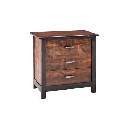 River Bend 3 Drawer Dresser