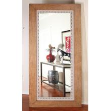 Conte Finish Floor Mirror