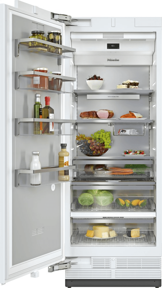 MieleK 2811 Vi - Mastercool(tm) Refrigerator For High-End Design And Technology On A Large Scale.