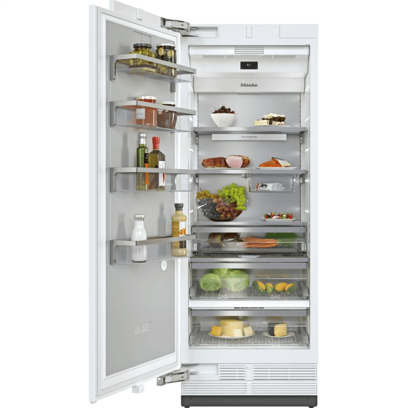 K 2811 Vi - MasterCool(TM) refrigerator For high-end design and technology on a large scale.