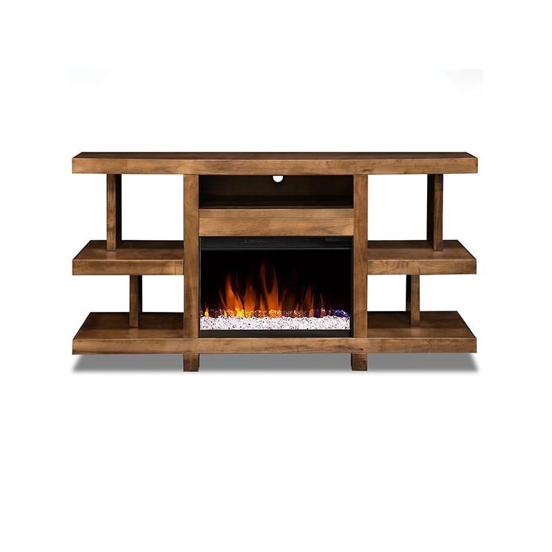 "Aurora 67"" Fireplace Console"