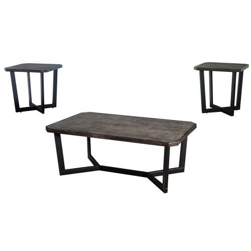Gallery - 7333 3-Pack Occasional Tables