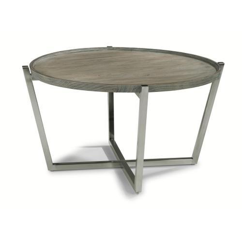 Flexsteel Home - Cadence Round Coffee Table