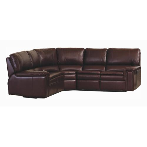 32100 Reclining sectional