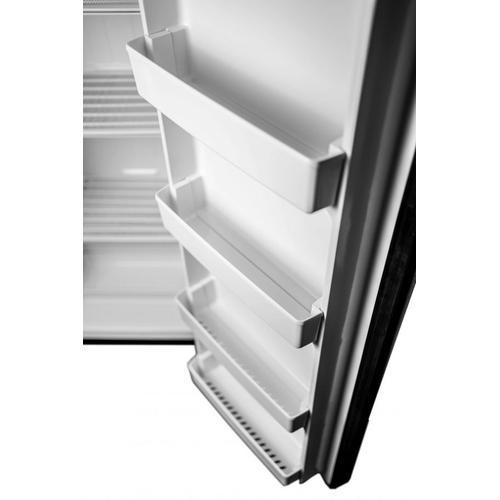 Danby - Danby Designer 8.5 cu ft Upright Freezer in Graphite