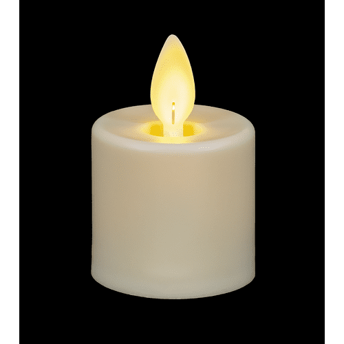 Moving Flame Tealights Set (4 pc. set)