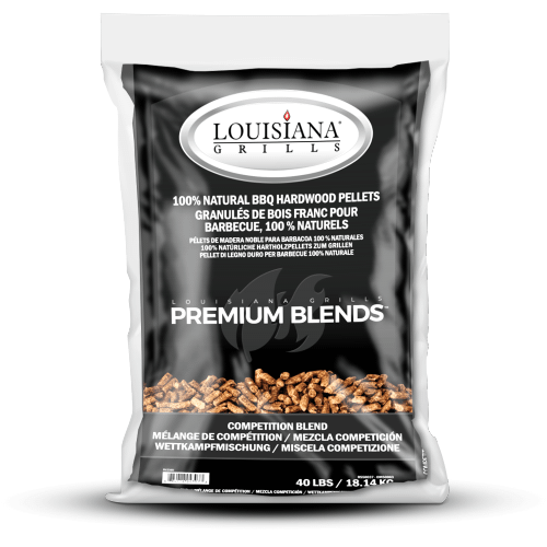 40lb Competition Blend Pellets
