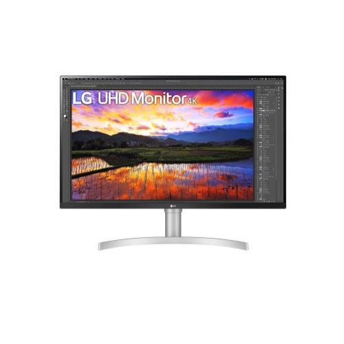 LG - 32'' UltraFine UHD IPS HDR Monitor with FreeSync™