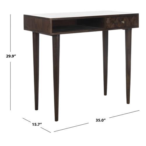Zinnia Desk - Walnut