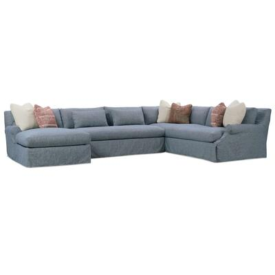 Bristol Slipcover Sectional Sofa