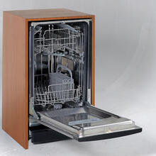 "Model DW182ESS - 18"" Dishwasher Stainless Steel"