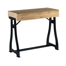 TABLE,CONSOLE,FOUNDRY-RAFTER