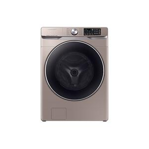 Samsung Appliances  4.5 cu. ft. Smart Front Load Washer with Super Speed in Champagne