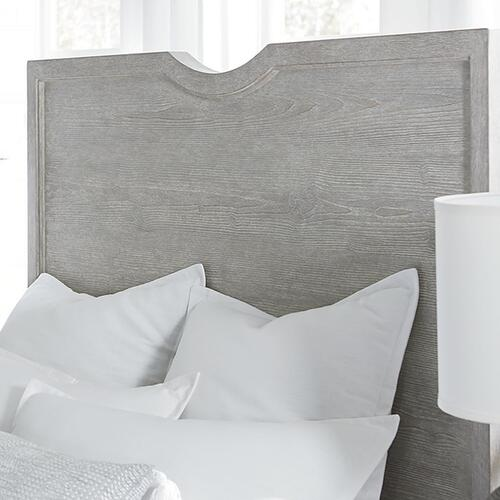 Savoy Panel Headboard Queen, Footboard None
