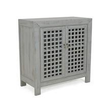 Rio Accent Cabinet, Grey