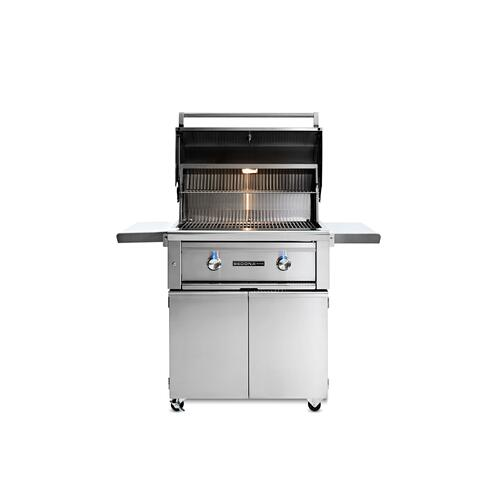 "30"" Sedona by Lynx Freestanding Grill with 2 Stainless Steel Burners, LP"