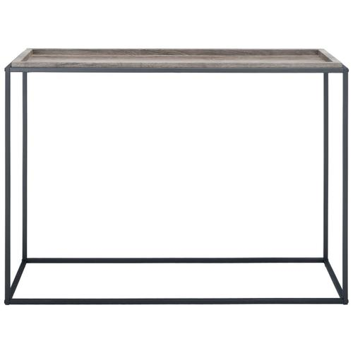 Safavieh - Andey Console Table - Brown / Black