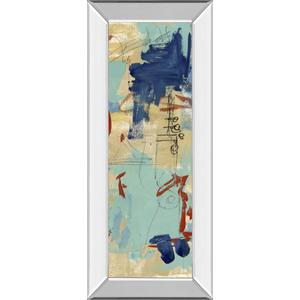 """""""Composition 4A"""" By Melissa Wang Mirror Framed Print Wall Art"""