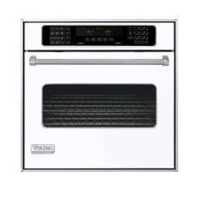 "White 30"" Single Electric Touch Control Premiere Oven - VESO (30"" Wide Single Electric Touch Control Premiere Oven)"
