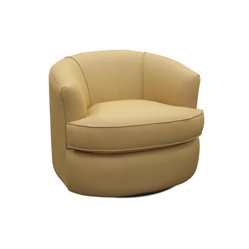 Capris Furniture - 129 Swivel Glider