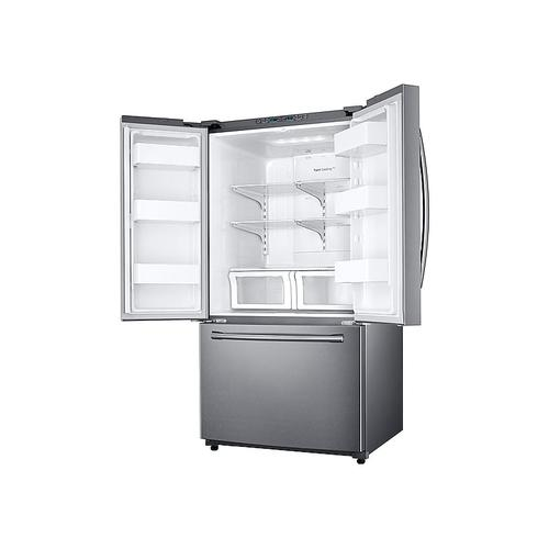 26 cu. ft. French Door Refrigerator with Twin Cooling Plus™ in Stainless Steel