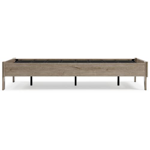 Signature Design By Ashley - Oliah Twin Platform Bed